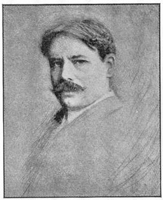 Edward MacDowell - Portrait of Edward MacDowell