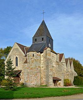 Villiers-sur-Seine Commune in Île-de-France, France