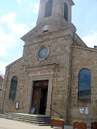 Apinac - Apinac Church