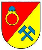 Das Wappen von Ehrenfriedersdorf