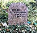 Ehrengrab Stubenrauchstr 43-45 (Fried) Heinrich Richter-Berlin.jpg
