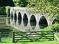 Eight arch bridge - geograph.org.uk - 694902.jpg