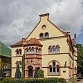 Eisenach Germany Goethestrasse-25 Former-Freemason-Lodge-01.jpg