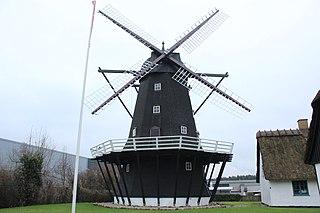 Ejegod Windmill