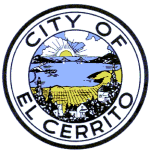 El Cerrito, California - Image: El Cerrito California Seal