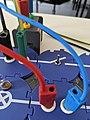 Electrical circuit demonstration closeup.jpg