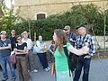 Elef Milim Project - Wikipedians P1140285.JPG