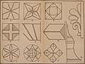 Elements of plane and solid free-hand geometrical drawing, with lettering; and some elements of geometrical ornamental design, including the principals of harmonic angular ratios, etc. In three parts (14753973006).jpg