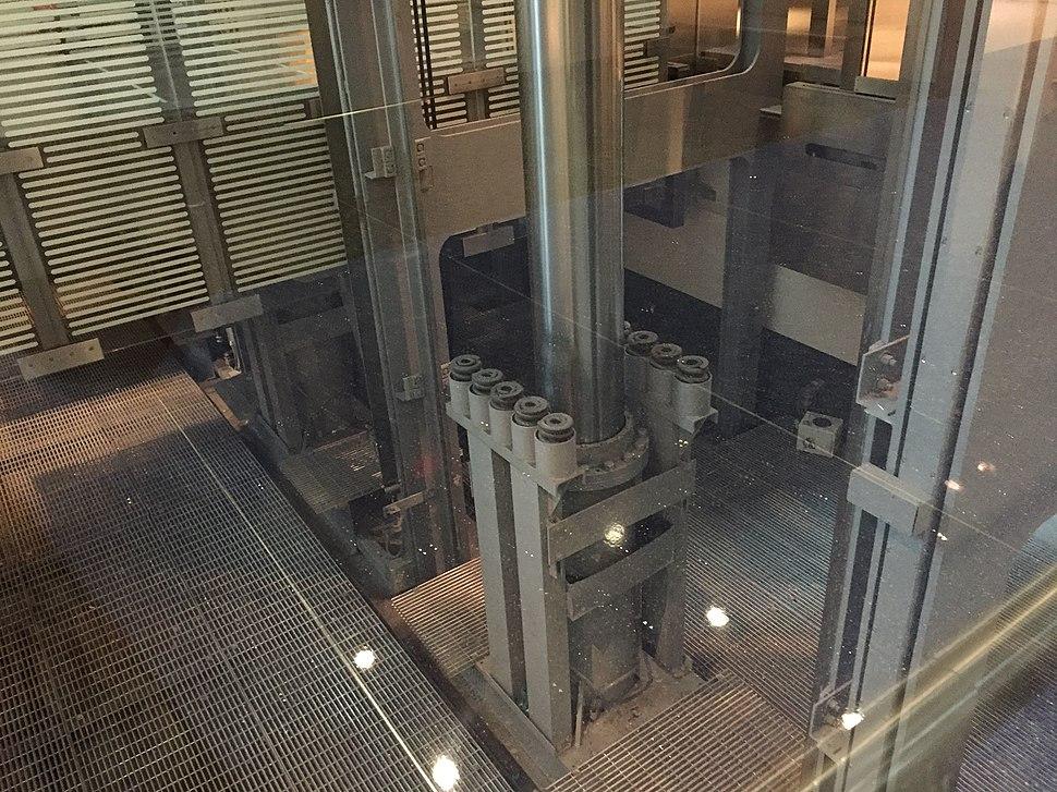 Elevator hydraulic