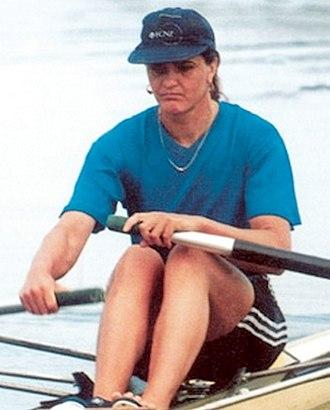 Elisabeta Lipă - Lipă in 1992
