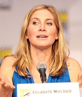 Elizabeth Mitchell in 2010