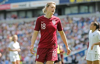 Ellen White (footballer) English association football player