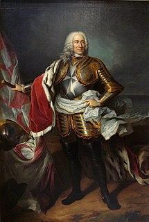 Manuel Pinto da Fonseca 68th Prince and Grand Master of the Order of Saint John