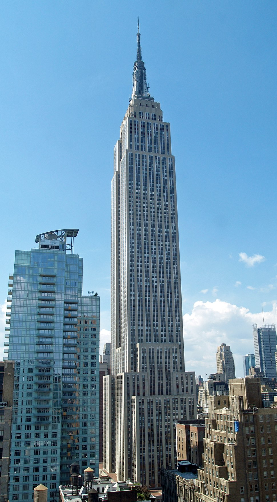 Empire State Building by David Shankbone crop