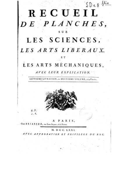 File:Encyclopedie Planches volume 7.djvu