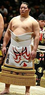 Endō Shōta Japanese sumo wrestler