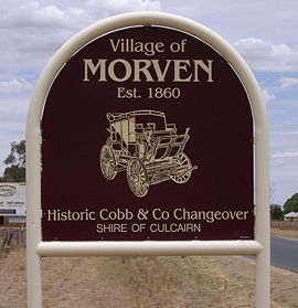 Entering Village of Morven.jpg