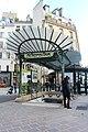 Entrée Métro Châtelet place Ste Opportune Paris 4.jpg