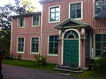 Entrén, Villa Ellesbo.JPG