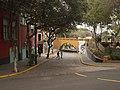 Entrada a la Bajada de los Baños, Barranco.jpg
