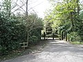 Entrance to Fitzhall - geograph.org.uk - 778695.jpg