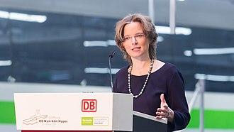 DB Fernverkehr - Birgit Bohle, 2018