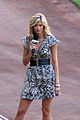 Erin Andrews, Cubs vs Brewers, July 30, 2008.jpg