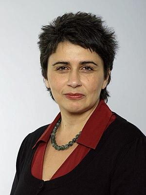 Esabelle Dingizian - Image: Esabelle Dingizian porträtt (2008)