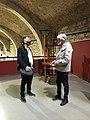 Escalfant motors. Viquimarató fotogràfica del patrimoni industrial de Manresa - Museu de la Tècnica de Manresa 01.jpg
