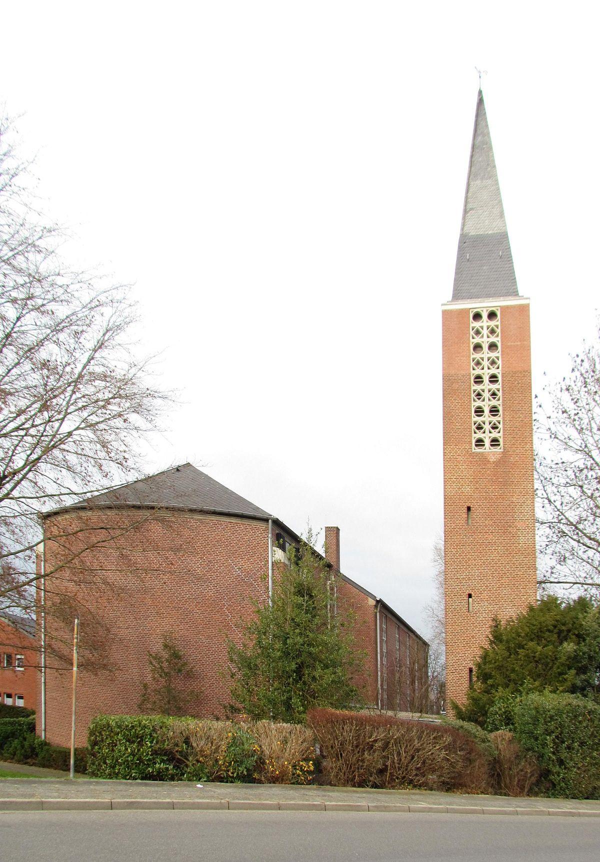 St Andreas Eschweiler Wikipedia