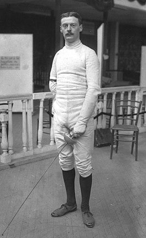 Lucien Gaudin - Lucien Gaudin in 1912
