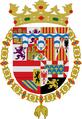 Escudo Felipe III Principe de Asturias orladoazur.PNG