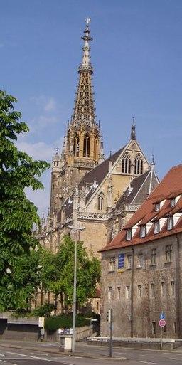 Esslingen am Neckar Frauenkirche