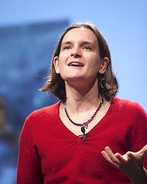 Esther Duflo - Duflo at Pop!Tech 2009.