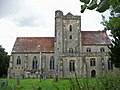 Etchingham church, north side.jpg