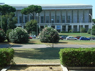 Pigorini National Museum of Prehistory and Ethnography - Image: Ethnog Rom