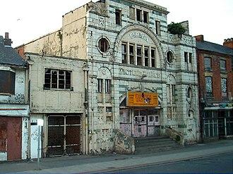 Closed cinemas in Kingston upon Hull - Eureka Picture Palace