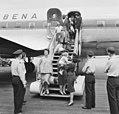Evacuatie uit Belgisch Congo te Brussel vliegveld Zavente, Bestanddeelnr 911-3493.jpg