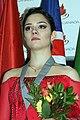Evgenia Medvedeva at the Autumn Classic International 2018 - Awarding ceremony 01.jpg