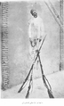 Execution of Mashdi Abasali Ghandforosh, Russian Occupation of Tabriz, 1911.png