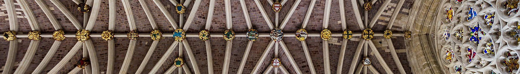 Exeter banner Cathedral Church of Saint Peter.jpg