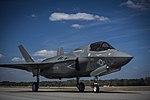 F-35B training aboard MCAS Beaufort 160308-M-BL734-845.jpg