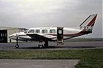 F-BXLD Piper Navajo Air Enterprise CVT 04-10-78 (37037971293).jpg