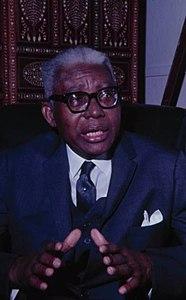 F. Duvalier president of Haiti.jpg