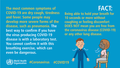FACT- Being able to hold your breath for 10 seconds or more without coughing or feeling discomfort DOES NOT mean you are free from COVID-19.png