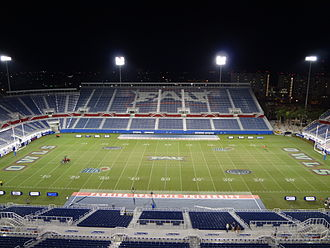 Florida Atlantic Owls - FAU Stadium, current home of the Owls football team