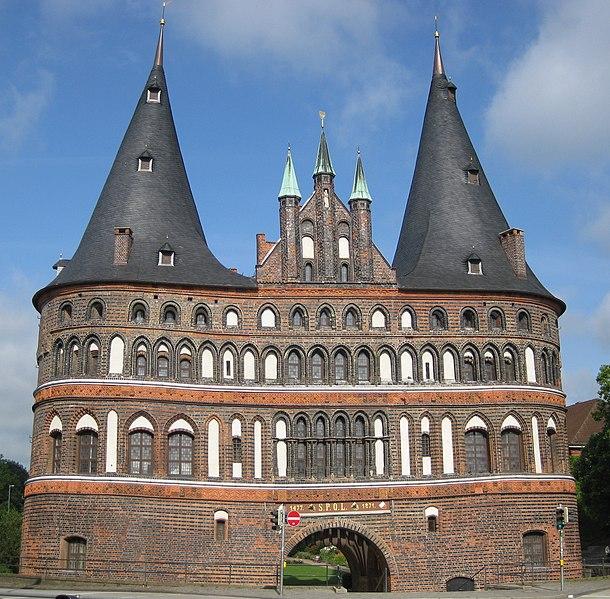 Holstentor (Bildquelle: Wikipedia.org)