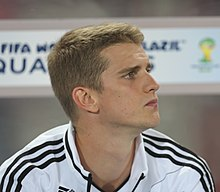 FIFA WC-qualification 2014 - Austria vs. Germany 2012-09-11 -Lars Bender 03.JPG
