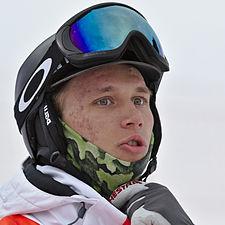 FIS Moguls World Cup 2015 Finals - Megève - 20150315 - Aleksey Pavlenko 1.jpg