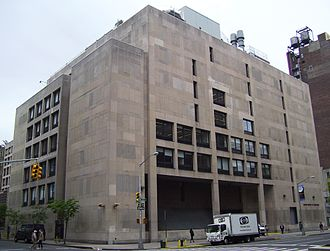 Fashion Institute of Technology - The David Dubinsky Student Center